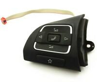 0EM Left Steering Wheel Multifunction Switchs Control Button For VW Jetta Golf 6