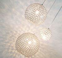 NEW Modern Crystal pendant Lamp Kitchen Bar ceiling Lighting Light Diningroom