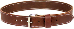 "USA Occidental Leather 5002 2"" Leather Work Belt - (Choose Size SMALL - XXL)"