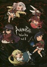 Doujinshi ANINABE Works vol.1 When Supernatural Battles Became Commonplace