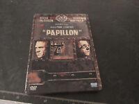 Papillon (1973) DVD Steelbox Excelente Sólo Funda Lata No DVD