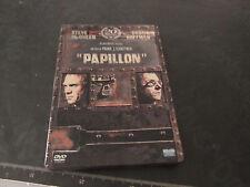 PAPILLON (1973) DVD STEELBOX OTTIMO solo custodia latta NO dvd