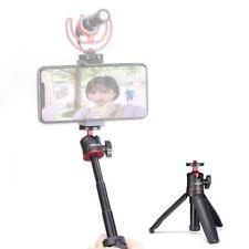 2In1 Ulanzi MT-08 DSLR SLR Phone Vlog Extend Tripod 1.5KG Maxload Adjust Tripod