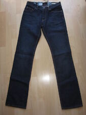Men's Classic Fit, Straight Extra Long Indigo, Dark wash Jeans
