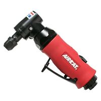 "AIRCAT 1/4"" 0.75 HP Angle Air Die Grinder w Spindle Lock w Spindle Lock"