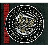 Richie Ramone - Entitled (2013)  CD  NEW/SEALED  SPEEDYPOST