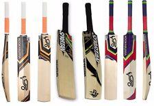 3 in 1 Pack KOOKABURRA ONYX + INSTINCT + SPARTAN CG Cricket Bats + Free Nokd~Oil