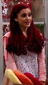 "Ariana Grande Authentic Screen Worn ""Sam & Cat"" W/COA."