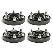 4 Pc 1 inch Hubcentric Wheel Spacers Adapter for Chevrolet Holden Colorado 6x5.5