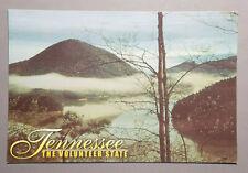 Tennessee The Volunteer State Vintage 4x6 Postcard Af41b