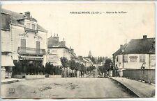 CP 71 Saône-et-Loire - Paray-le-Monial - Avenue de la Gare