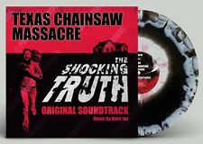 Texas Chainsaw Massacre The Shocking Truth Soundtrack LP COLOR Vinyl Ltd NEW Pre