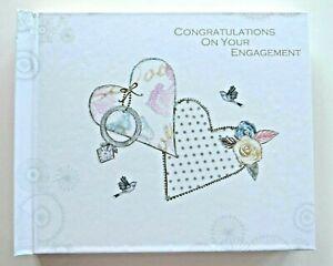 Hammond Gower Engagement Album Memory Book 40 Pages Acetate Box New Unused
