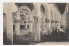 Toledo Santa Maria La Blanca Spain 1911 Postcard 241a