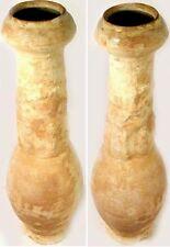 1000AD Medieval Song China Celadon Green Ceramic Funerary Offer Jar Dragon Vase