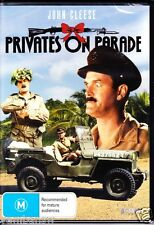 PRIVATES ON PARADE * JOHN CLEESE * NEW & SEALED DVD