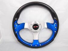 Ez-go 4 POLARIS Ranger steering wheel golf cart W/ Adapter 3 spoke Club Car