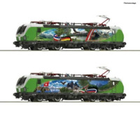 Roco 73951 HO Gauge SETG BR193 839-8 Electric Locomotive VI