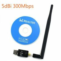 Atheros AR9271 802.11n WiFi Adapter 300Mbps Wireless USB for Kali WIN10 Linux OS