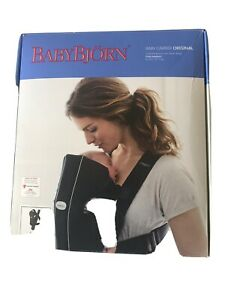 Baby Carrier BabyBjorn Original From Newborn Baby 8-25lb/3.5-11kg Free Shipping