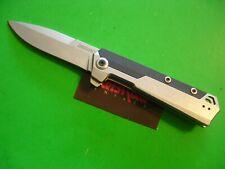 "NTSA  KERSHAW 4 3/4"" OBLIVION"" FRAME LOCK POCKET KNIFE #3860"