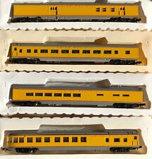 Union Pacific 4-car Passenger set  (N gauge)