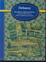 Debussy ~ Berühmte Klavierstücke