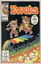 Ewoks #1, #2, and #3  Star Wars