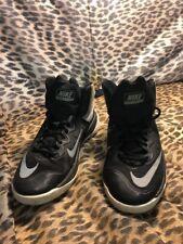 Nike Prime Hype Df Ii Black,White,Silver (807613-001) (Size -3.5Y)