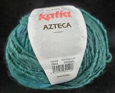 100 g Katia AZTECA, Farbverlauf, Fb. 7844 Petroltöne  #4026
