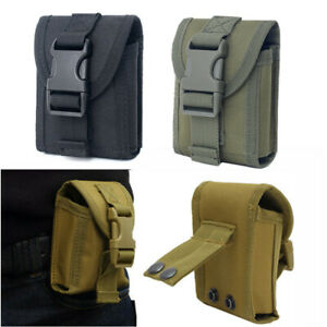 Tactical Military EDC Molle Pouch Cigar Bag Belt Waist Bag Military Fanny Pack