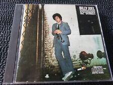 Billy Joel - 52nd Street - Cbs Cd - early press no barcode - rock pop jazz
