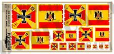 Diorama - Condor Legion Standard -  Spanish Civil War 1/72,1/48,1/35,1/32 Scales