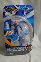 2006 Hasbro Fantastic 4 Rise of the Silver Surfer Invisible Woman Action Figure