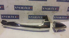 2013 KIA SPORTAGE FRONT REAR LEFT DOOR HANDLE CHROME 826513W010 OEM