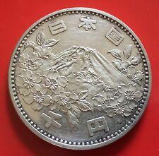 Japan 1000 Yen Silver Olympic Tokyo  Commemorative 1964