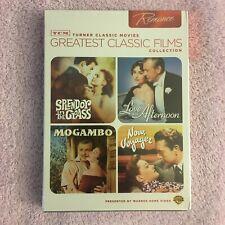 TCM Greatest Classic Films Collection: Romance (DVD, 2010, 2-Disc Set)