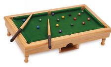 Gesellschaftsspiele aus Holz mit Sport-Thema