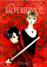 Gundam Wing ENGLISH Translated Doujinshi Comic Heero x Relena Salve Regina 12