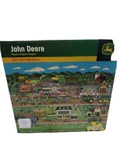 John Deere Moline Illinois 1000 Piece Jigsaw Puzzle, Masterpieces Puzzle Co