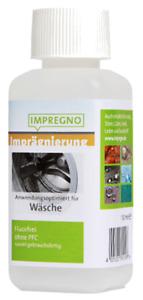 IMPREGNO WASH Imprägnierung GOTS geprüft vegan PFC frei  Waschmaschine /per Hand