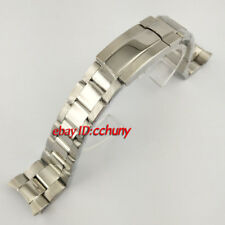 20mm Parnis Sterile 316L Solid stainless steel bracelet fit mens watch P210
