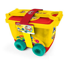 PLAY-DOH My Creative Trolley with 30pcs Creative Accessories Set Yellow/Red