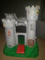 Vintage Fisher Price Great Adventures Medieval Castle (1994)