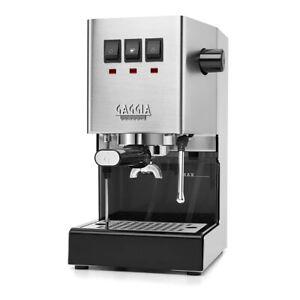 GAGGIA Espressoautomat Classic Edition Edelstahl NEU & OVP