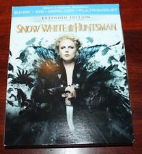 Snow White & The Huntsman- Blu-Ray and DVD