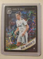 2018-19 Donruss Soccer Optic Black Velocity Gareth Bale #2/25