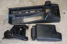 BMW E36 M3 318 320 323 325 328 Center Console Armrest Arm Rest Leather Grey