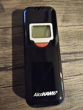 AlcoHawk Elite Slim Breathalyzer, Semi-Conductor Sensor Breath Alcohol Tester