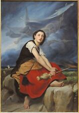 Joan of Arc Jeanne Darc France Maid of Orleans Angels 7x5 Inch Print